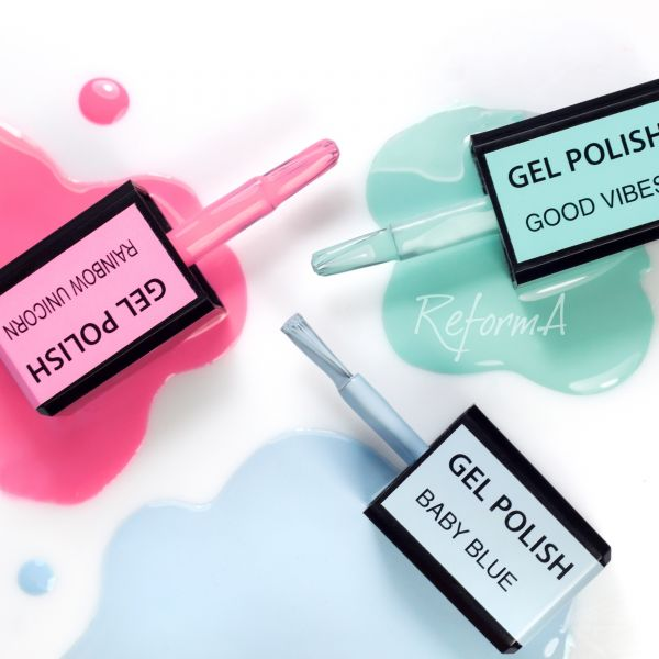 Gel Polish - Good Vibes, 10ml
