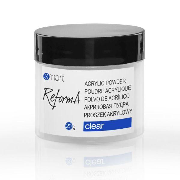 Clear Acrylic Powder 20 g. - perfect clear acrylic powder