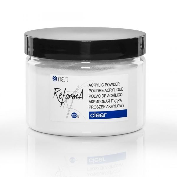 Clear Acrylic Powder 100 g. - perfect clear acrylic powder