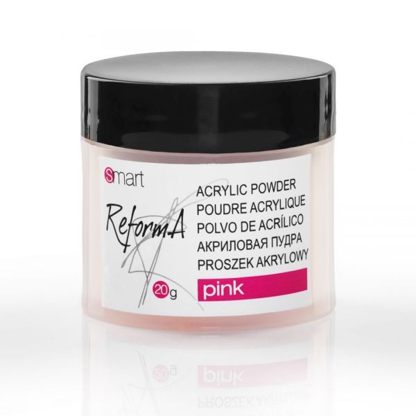 Pink Acrylic Powder 20 g. -   perfect pink acrylic powder