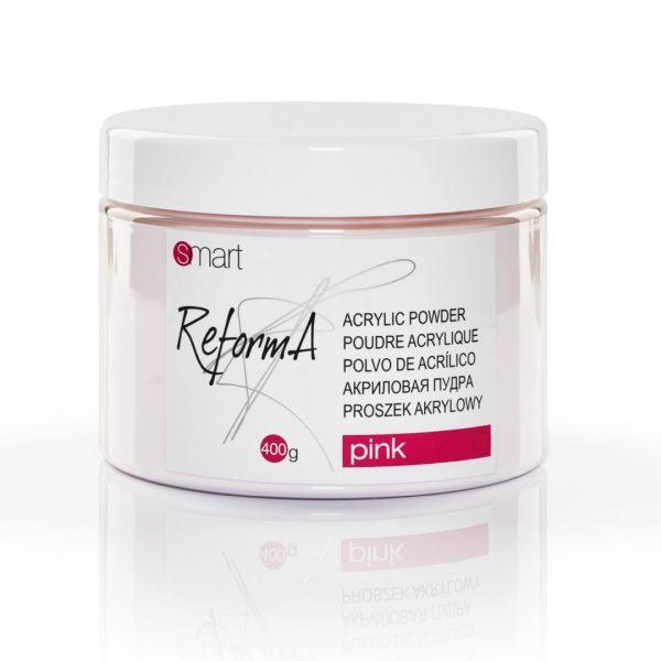 Pink Acrylic Powder 400 g. - perfect pink acrylic powder NEW