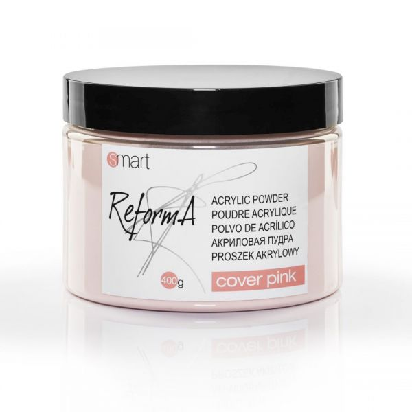 Cover Pink Acrylic Powder 400 g. - cover pink acrylic powder NEW