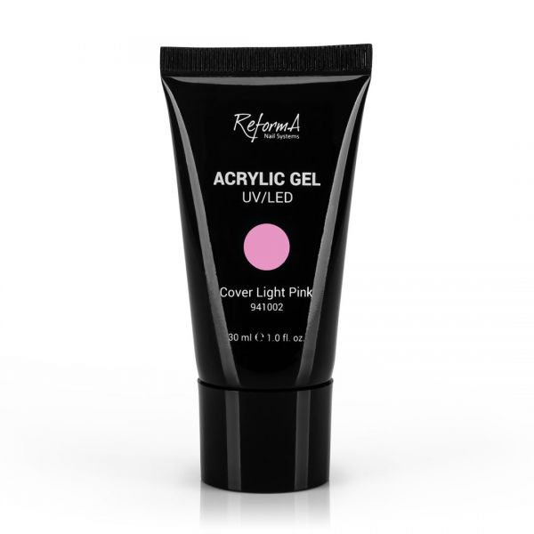 Acrylic Gel - Cover Light Pink, 30ml