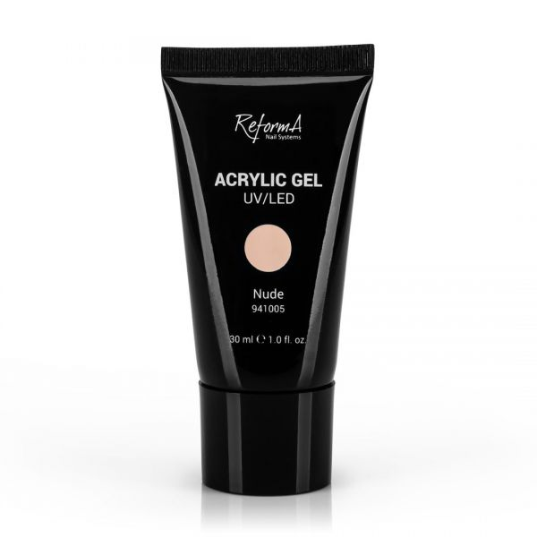 Acrylic Gel - Nude, 30ml