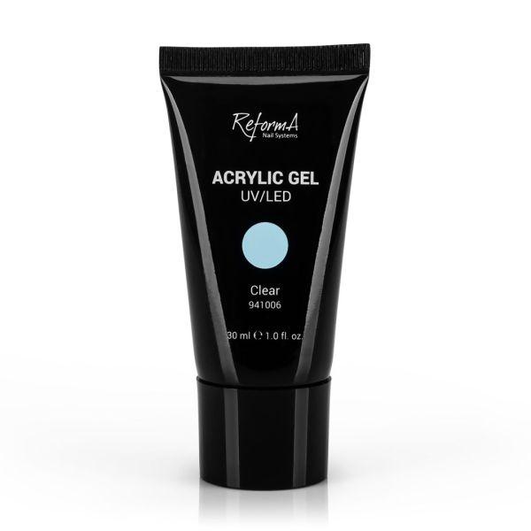 Acrylic Gel - Clear, 30ml
