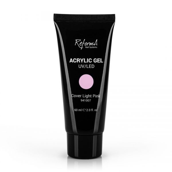 Acrylic Gel - Cover Light Pink, 60ml