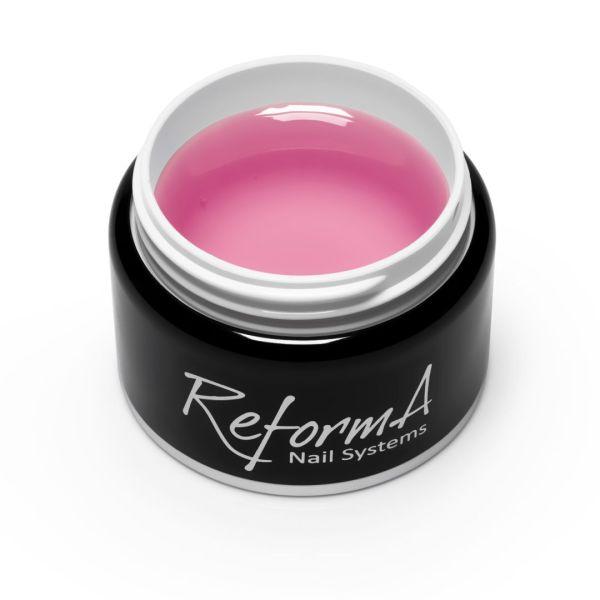 Crystal Pink Gel 14 g - builder soft pink gel