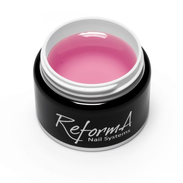 Crystal Pink Gel 50 g - builder soft pink gel