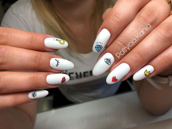 Gel Polish - White Queen, 10ml