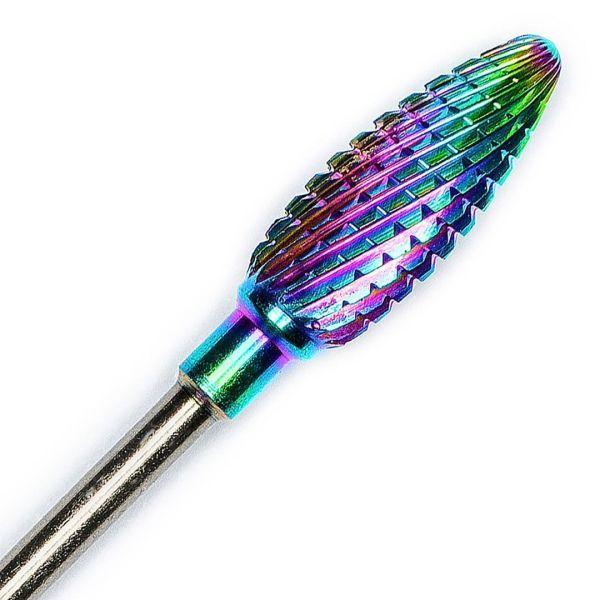 Tungsten RainbowBit For Removing Mass