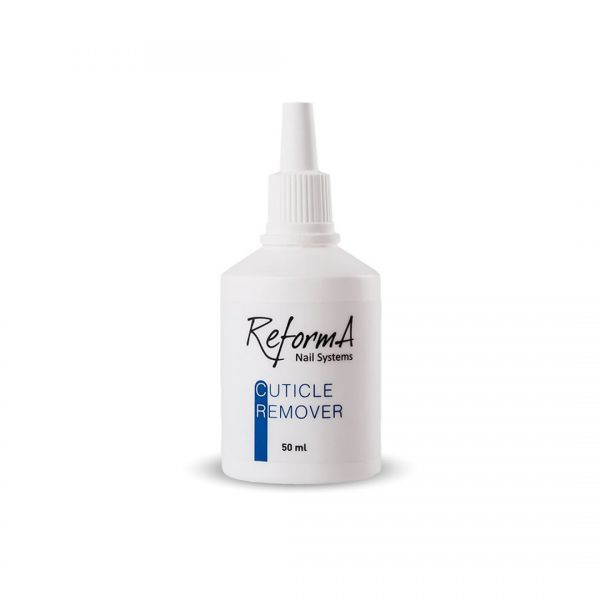 Cuticle Remover, 50ml - new formula, quick effect, drop bottle type