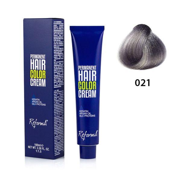 Hair Color Cream 061 - ash light violet, 100 ml