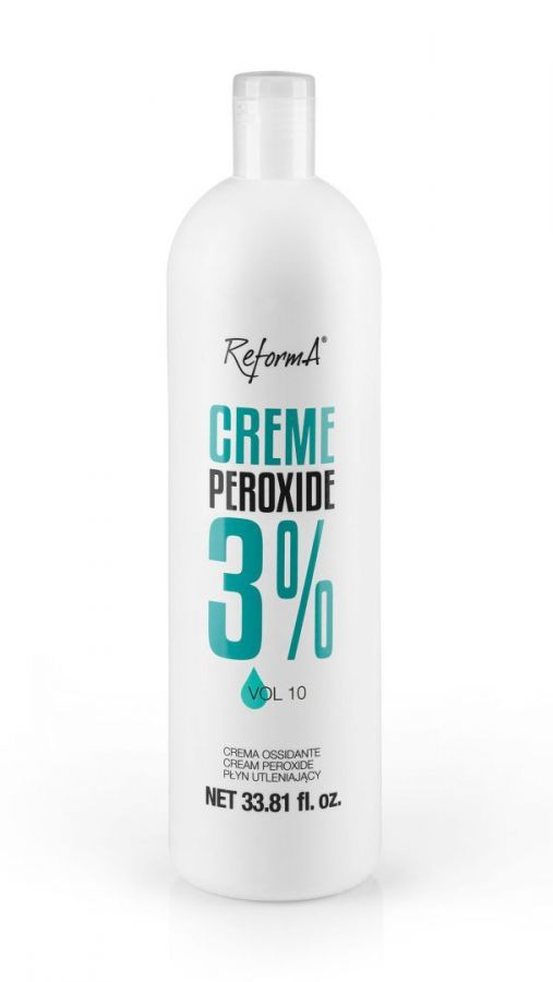 Cream Peroxide 3%, 1000ml