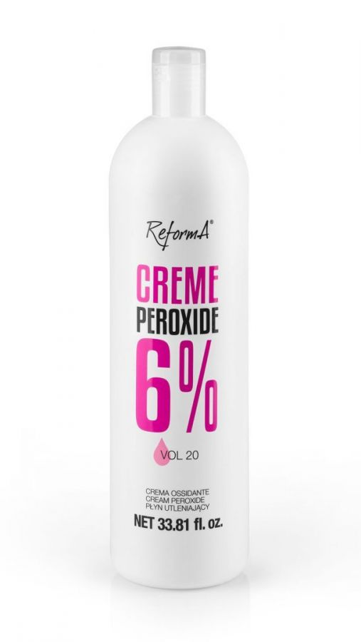 Cream Peroxide 6%, 1000ml