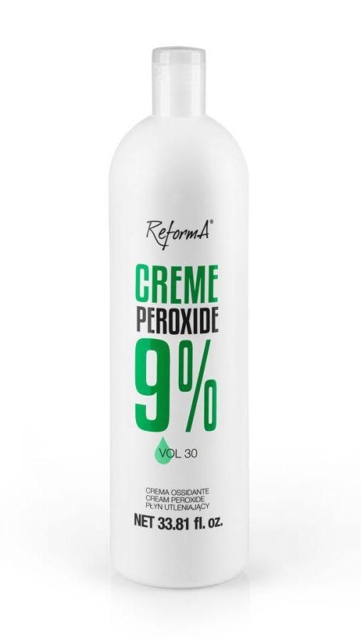 Cream Peroxide 9%, 1000ml