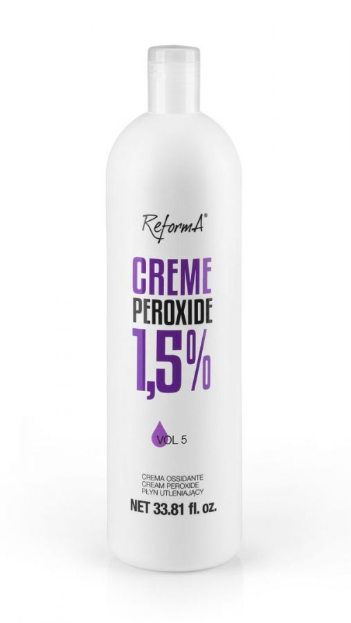 Cream Peroxide 1,5%, 1000ml