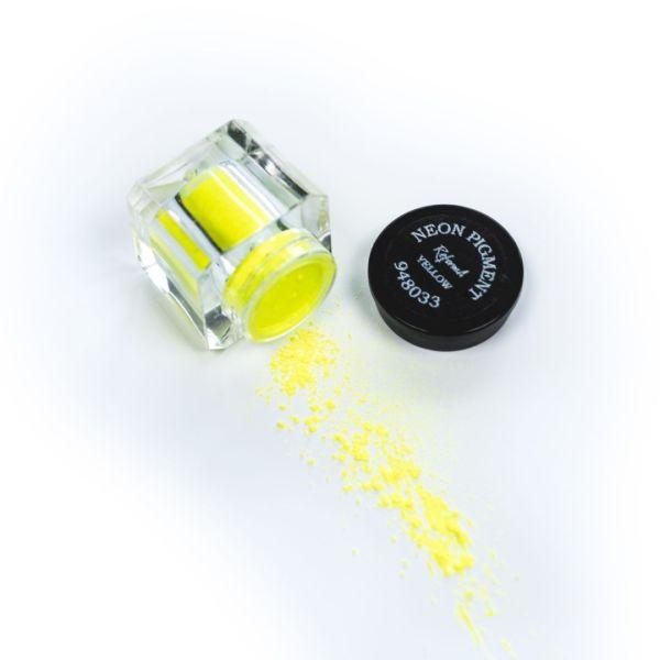 Neon Pigment Yellow