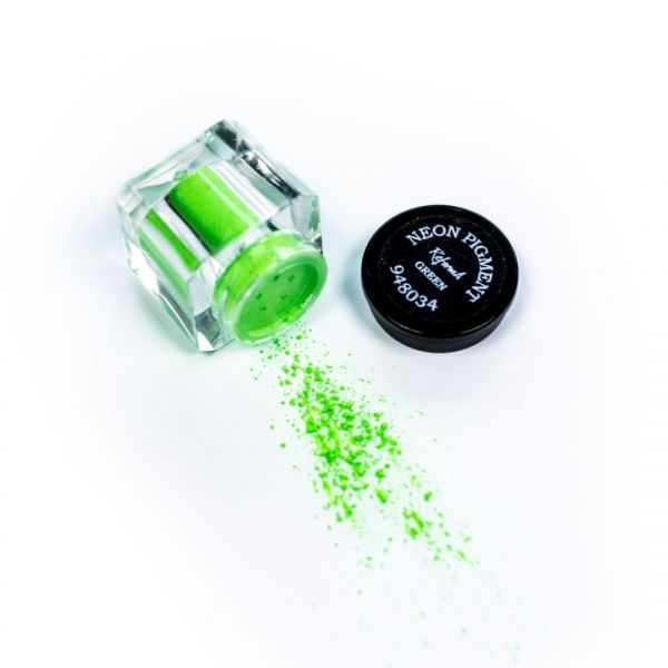 Neon Pigment Green
