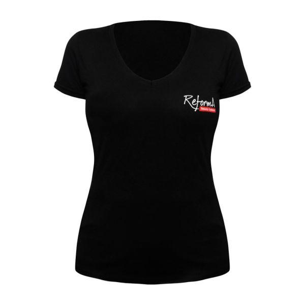 ReformA Tshirt black XL