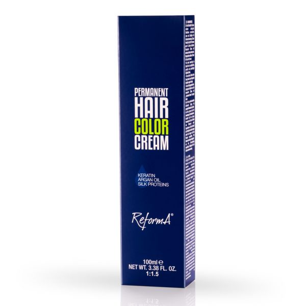 Hair Color Cream  5.45 - light copper mahogany brown, 100 ml