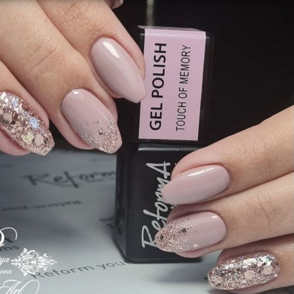 Gel Polish - Touch Of Memory, 10ml