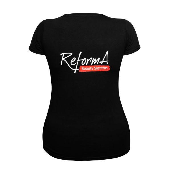 ReformA Tshirt black XS